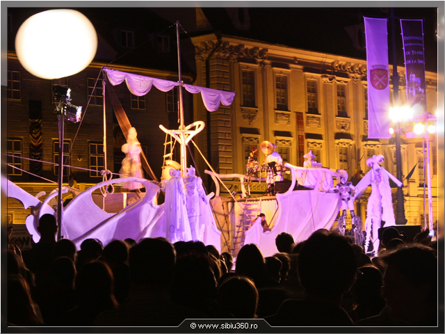 Festivalul International de Teatru 2009