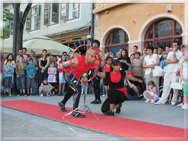 Festivalul International de Teatru ~ Sibiu 2010