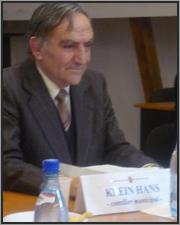 Klein Hans s-a retras din Consiliul Local