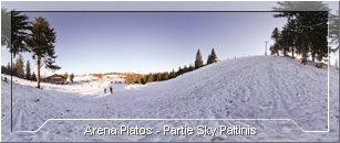 Arena Platos - Ski Resort Paltinis