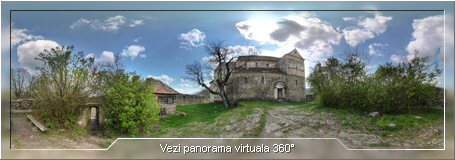 Tur virtual: Cetatea Cisnadioara