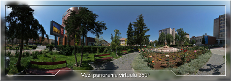 Tur virtual: Loc amenajat ~ Alma Mater