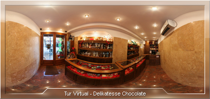 Tur Virtual - Delikatesse Chocolate