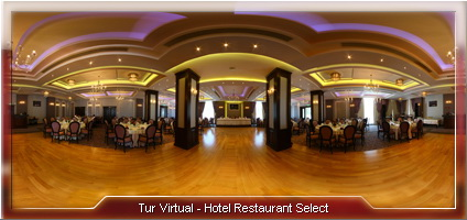 Tur Virtual - Hotel Restaurant Select