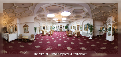 Tur Virtual - Imparatul Romanilor