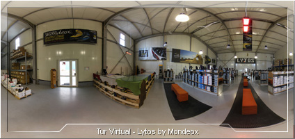 Tur Virtual - Lytos Showroom