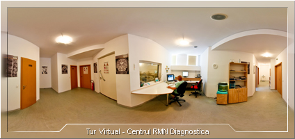 Tur Virtual - Centrul medical RMN Diagnostica