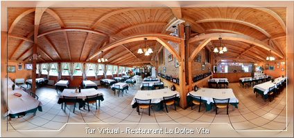 Tur Virtual - Restaurant La Dolce Vita