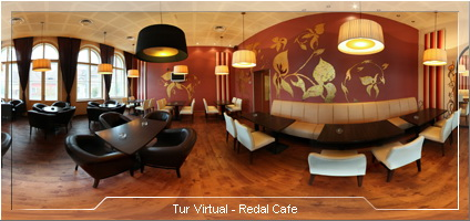 Tur Virtual - Redal Cafe Sibiu