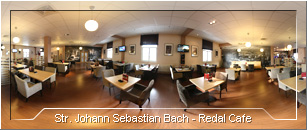 Tur virtual: Redal Cafe Sibiu - Locatia JS Bach