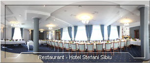 Tur Virtual - Bar Restaurant Hotel Stefani Sibiu