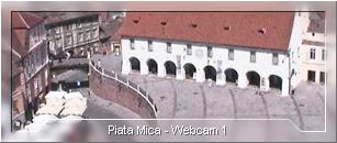 Webcam - Piata Mica